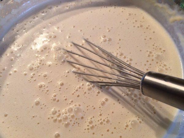 Тесто для рисовых блинов