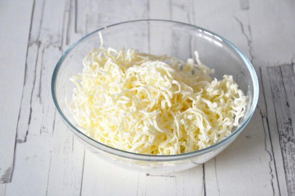 Измельчённый сыр