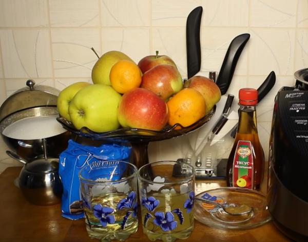 Продукты для приготовления майонеза
