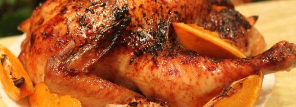 Золотистая курочка в медово-горчичном соусе - любимый продукт на новый лад