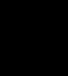 Шаблон пасхальной корзины 6