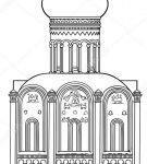Шаблон храма 7