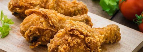Куриные ножки в панировке как в KFC