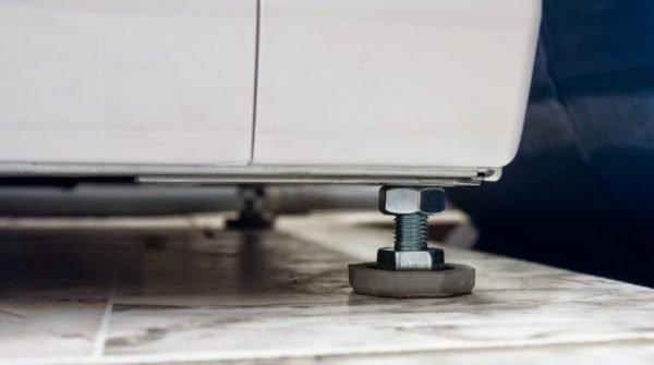 Ножки стиральной машинки