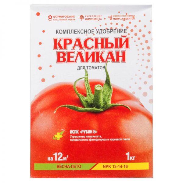Удобрение Красный Великан