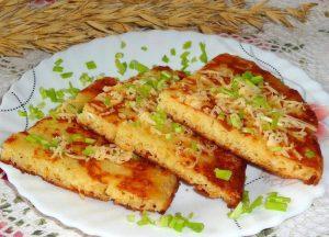 Ленивые хачапури с сыром