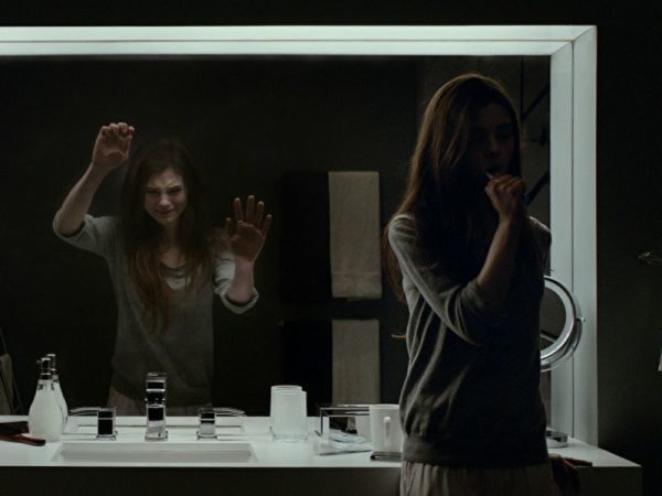 Двойник в зеркале