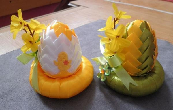 Подставка для пасхального яйца: вариант 3