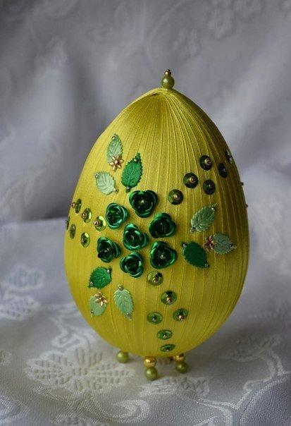 Подставка для пасхального яйца: вариант 5