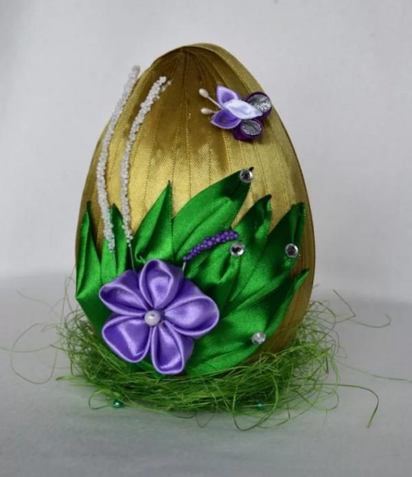 Подставка для пасхального яйца: вариант 7