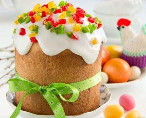 Нежный вкус пасхального кулича с творогом сделает ваш праздник незабываемым