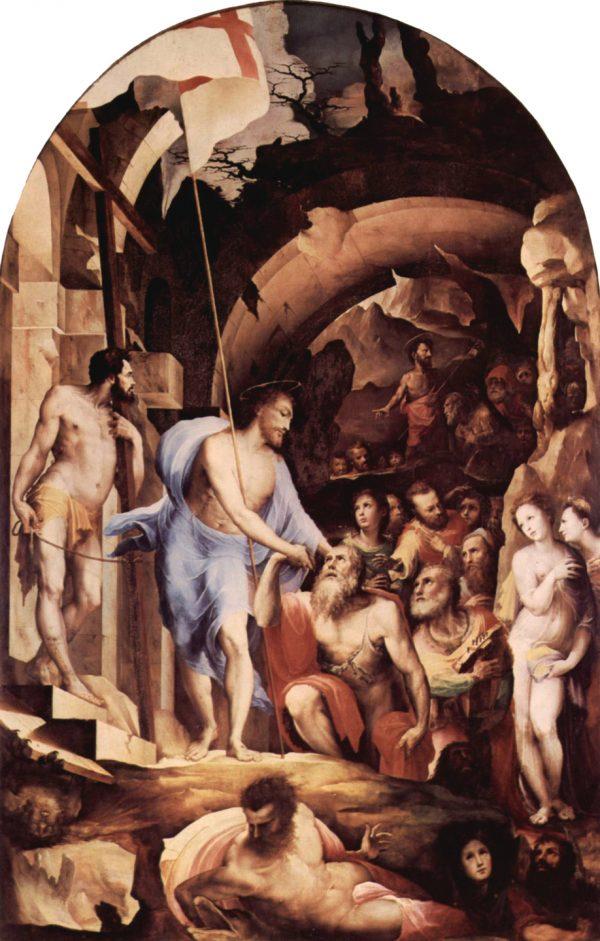 Христос в Лимбе