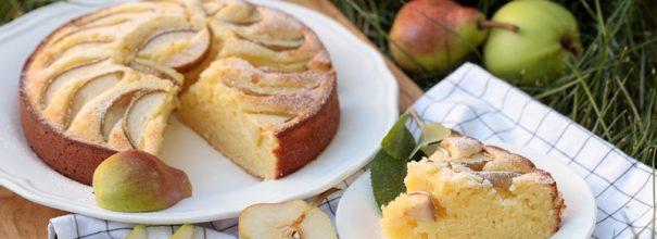 Аппетитный йогуртовый пирог способен превратить обычное чаепитие в настоящий праздник