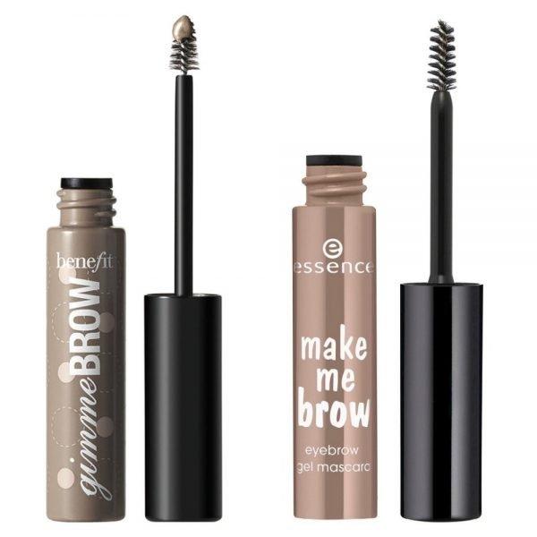 Гель-закрепитель для бровей Gimme Brow и тушь для бровей Make Me Brow Eyebrow от Essence