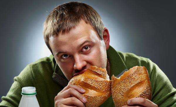 Зависимость от хлеба