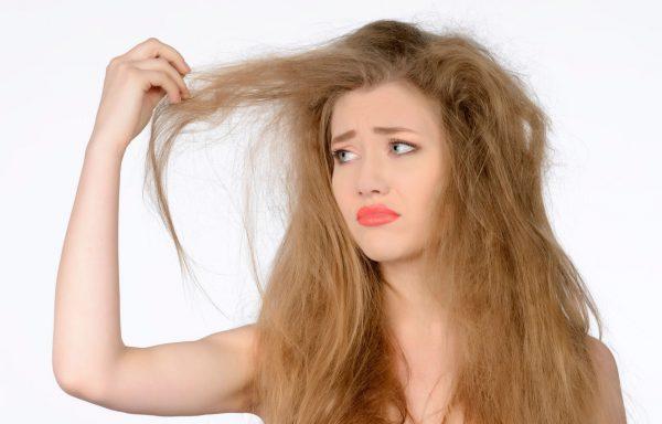 Волосы после сна с мокрой головой