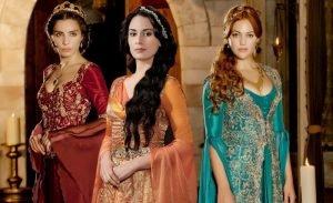 актрисы из сериала великолепный век