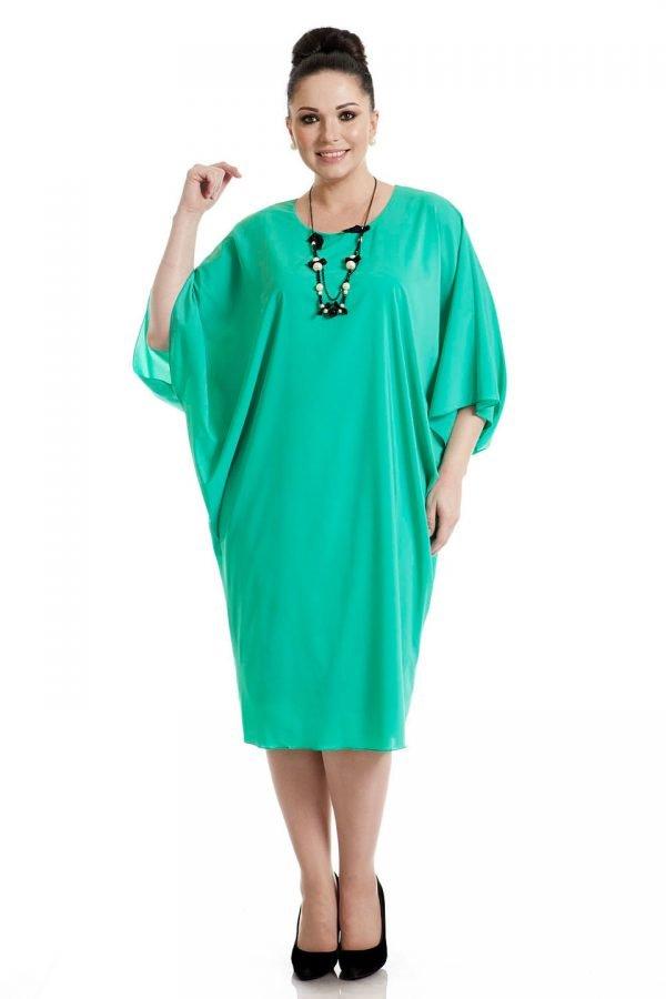 Бесформенное платье