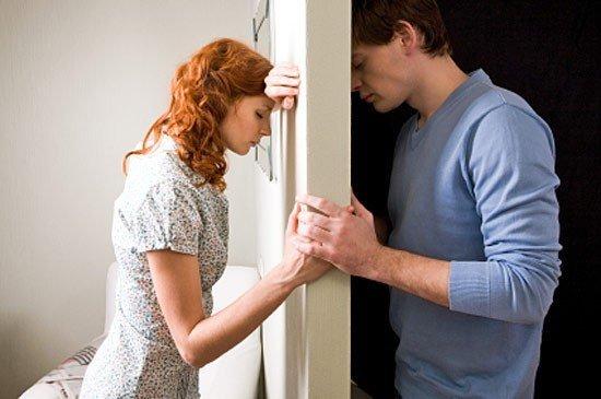 Ссоры между мужчиной и женщиной