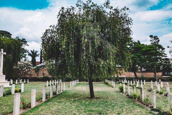 Американское кладбище