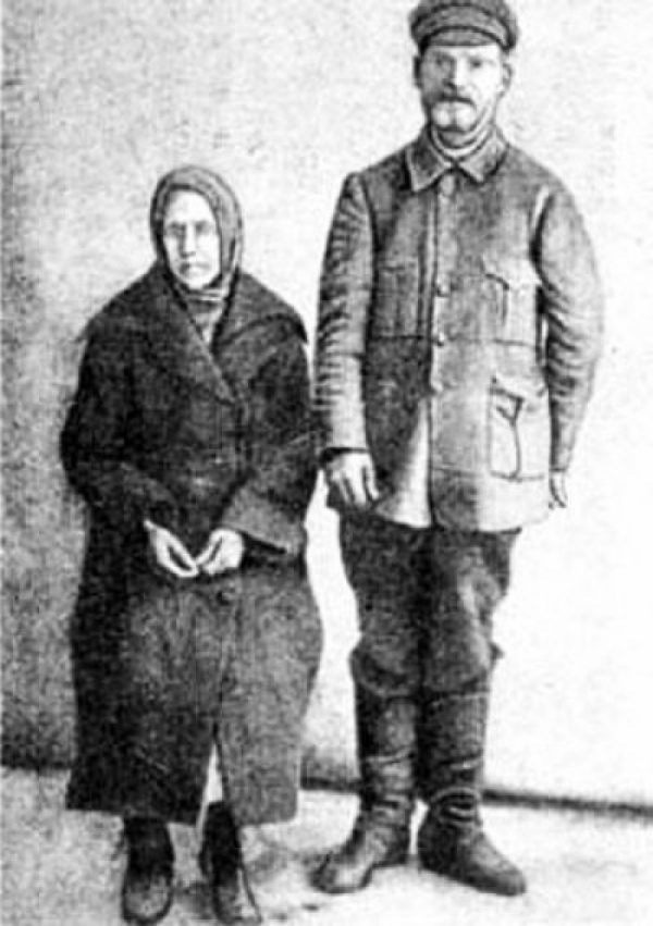 Софья и Василий Комаровы