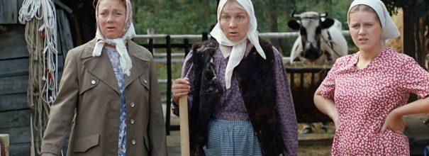 кадр из фильма Любовь и голуби