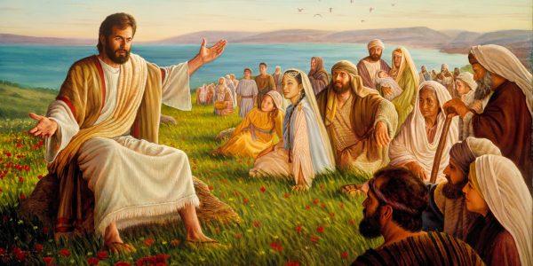 Иисус и последователи