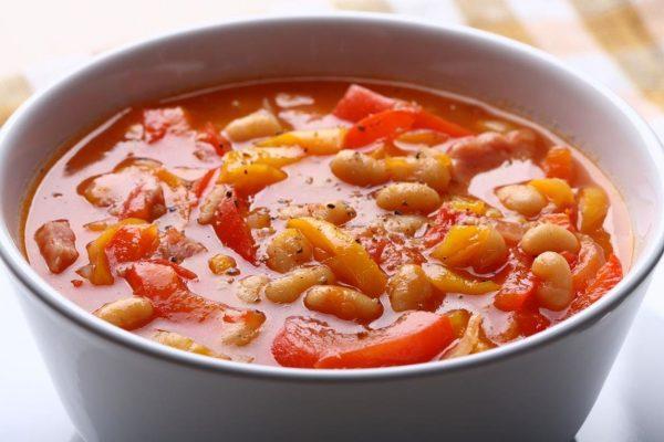 Суп по рецепту Максима Галкина