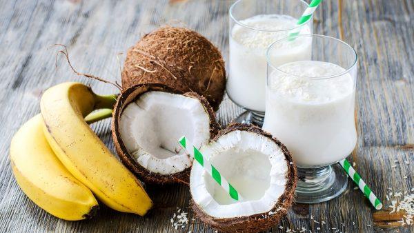 Коктейли с кокосовым молоком