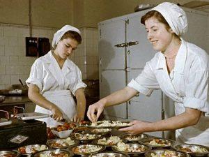 Советские повара