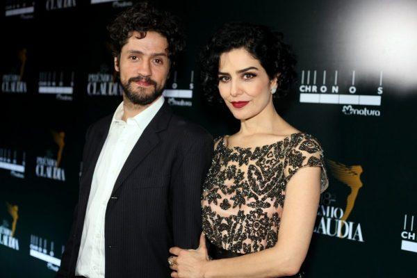 Летисия Сабателла с мужем