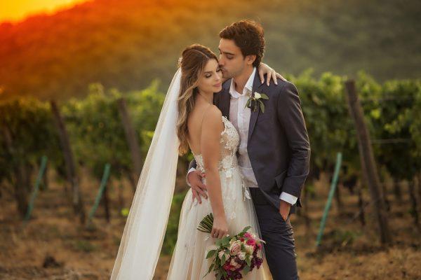 Стефани Бриту свадьба