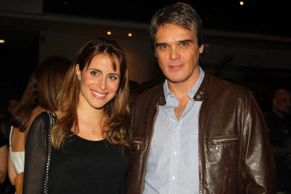 Далтон Виг с женой