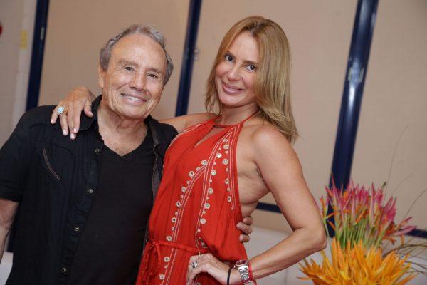 Стенио Гарсия с женой