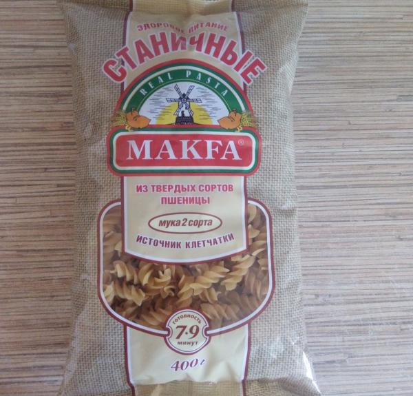 Макароны MAKFA «Станичные»