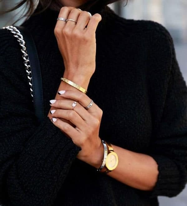 Золотые и серебряные украшения