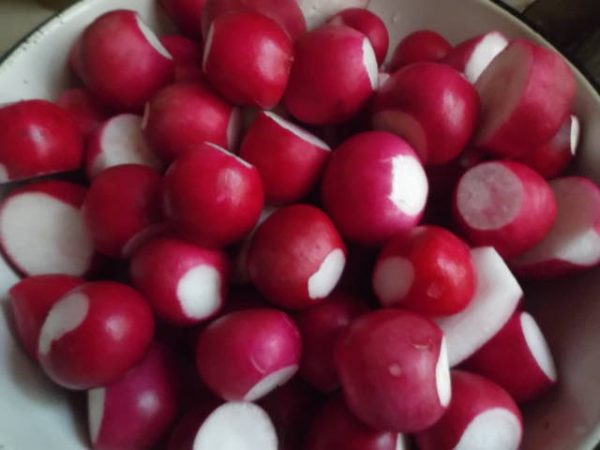 Редис в маринаде - рецепт пошаговый с фото