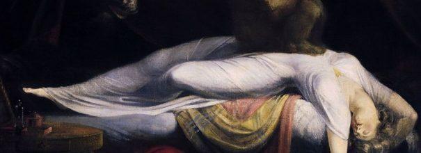 Иоганн Фюсли картина Ночной кошмар