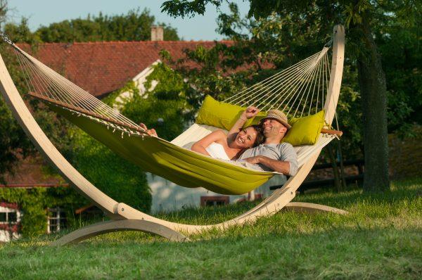 Пара на отдыхе