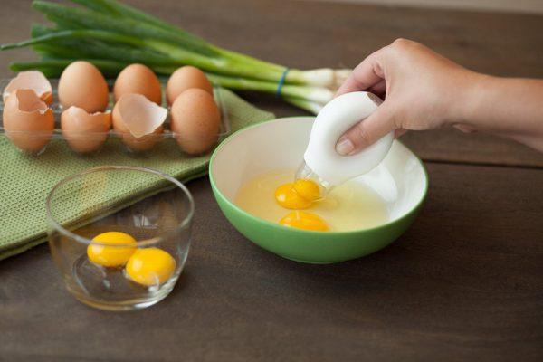 Силиконовый сепаратор для яиц