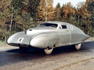 Советские автомобили выпущенные в единственном экземпляр