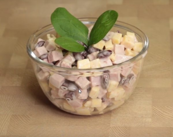Готовый салат «Трио»
