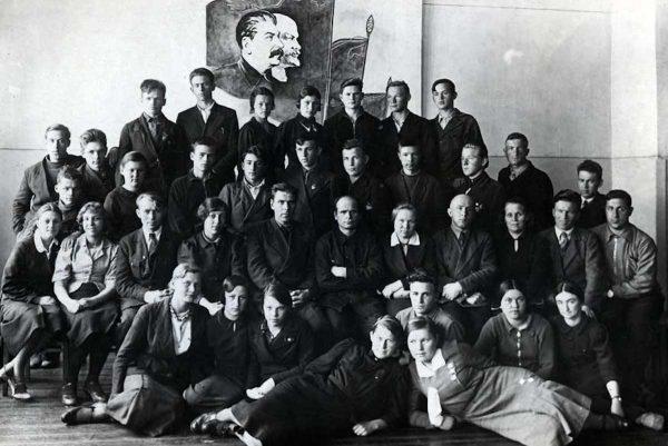 Выпуск 1939 года