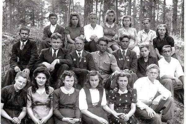 Выпуск, 1950-е