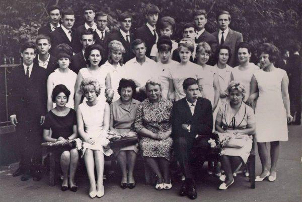 Выпускники 1960-х