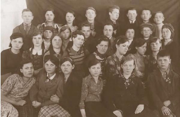 Выпускники 1950-х