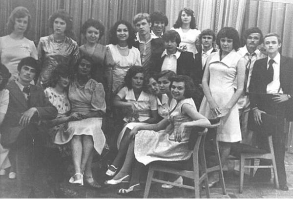 Выпускники 1970-х