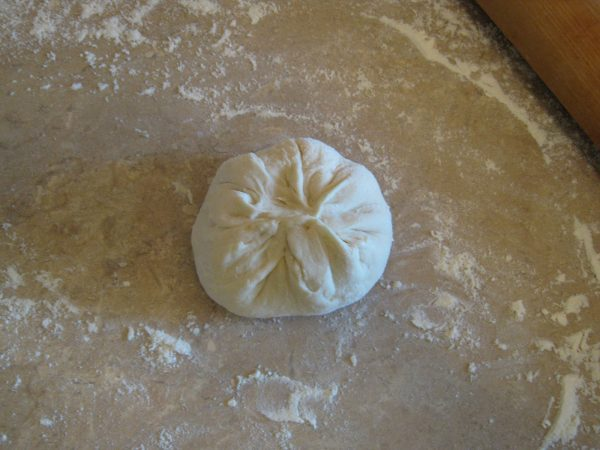 Заготовка для лепёшки
