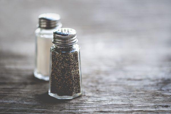 Соли и перец