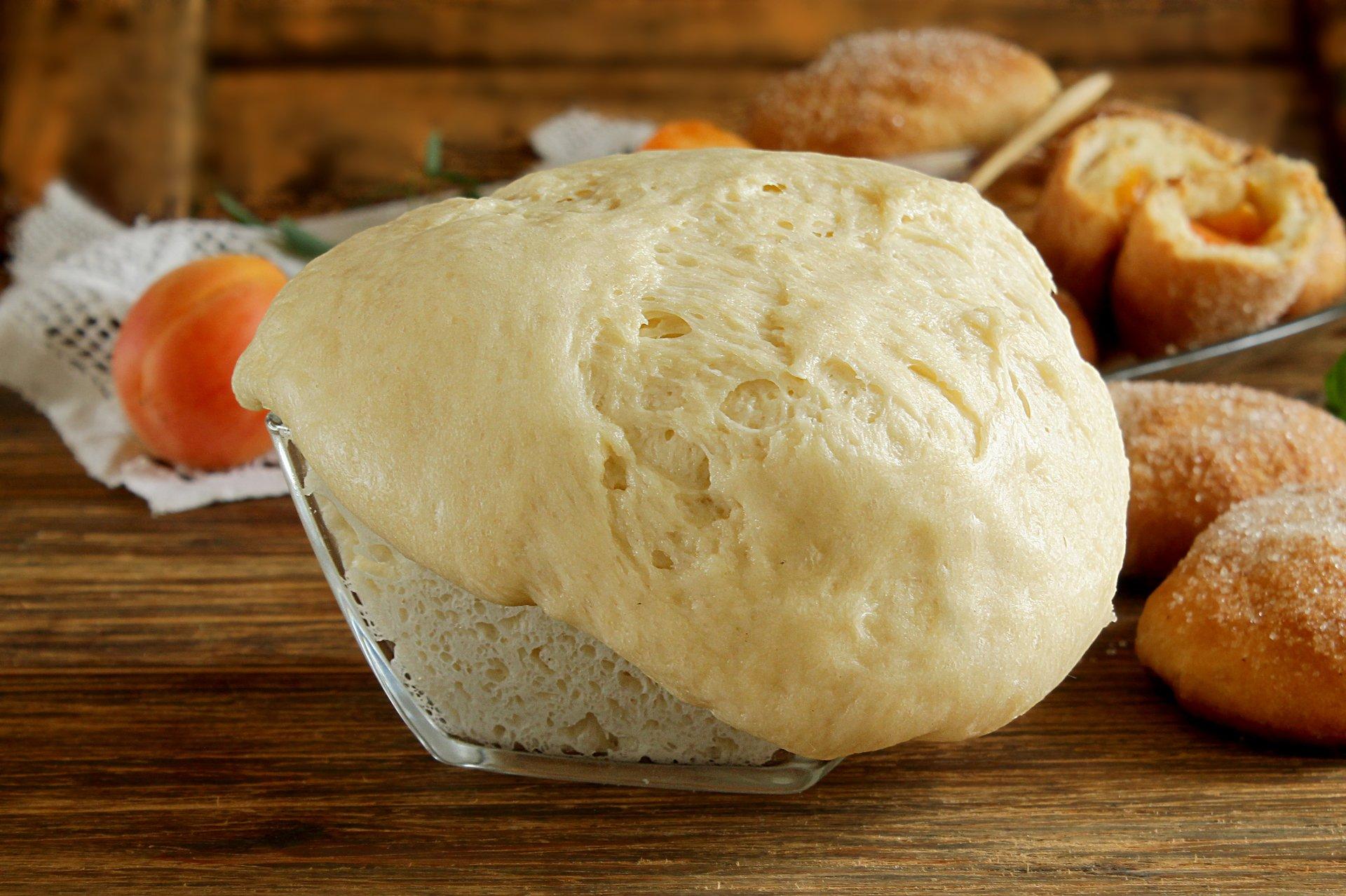 Тесто на пироги рецепт с фото пошагово